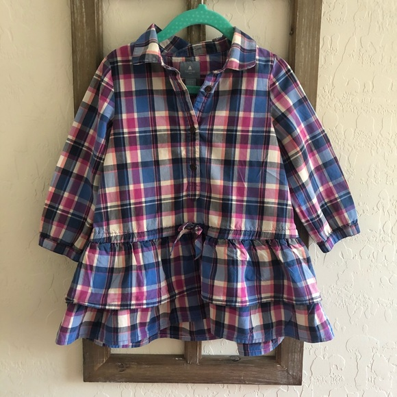 GAP Other - Baby Gap Plaid Dress